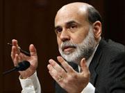 Бернанке: Необходимы дополнительные меры для стимулирования экономики США