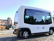 В Германии на маршрут выйдут самоуправляемые автобусы