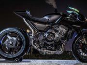 Honda CB4 Interceptor - мотоцикл, який використовує енергію вітру