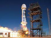 Стала известна стоимость билета в космос на корабле Blue Origin