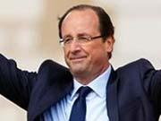 Во Франции официальная смена власти