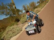 Представлен самый маленький в мире автомобиль для дорог общего пользования (видео)