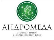 """""""Андромеда"""" - найбільш прибутковий український фонд за підсумками 2011 року"""