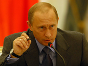 Путин за создание экономического альянса Европы и России