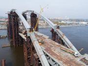 Подольско-Воскресенский мост строят с опережением графика - КГГА