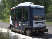 В США заработала крупнейшая сеть микроавтобусов-беспилотников на электрической тяге