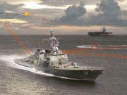 ВМС США планирует оснастить следующее поколение авианосцев лазерными установками