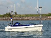 Yamaha представила роботизированную лодку с электроприводом