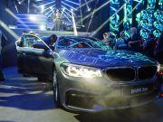 Створений встановлювати нові стандарти. BMW 5 серії сьомого покоління