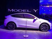 Названа дата выхода новой модели Tesla
