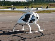 Volocopter випробувала аеротаксі 2X в рамках проекту U-space