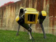 Boston Dynamics показала нову версію чотириногого робота SpotMini (відео)