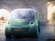 Британская компания показала футуристический концепт нового минивэна (фото, видео)