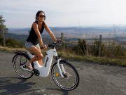 Стартували продажі водневого велосипеда з дальністю ходу 100 км