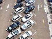 Столичные власти рассказали, сколько планируют заработать на городских парковках Киева