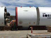 Первый тоннель Маска для борьбы с пробками будет длиной 3,2 км