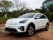 Kia представив свій новий електрокар Niro EV (фото)