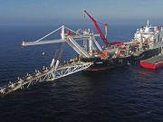 «Газпром» уклав вже 40% труб «Північного потоку – 2»