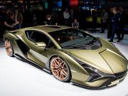 Lamborghini представила перший гібридний суперкар