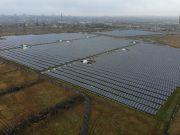 UDP Renewables запустила СЕС потужністю 13 МВт в Запорізькій області