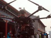 Створили надпотужний дрон, який піднімається на висоту 2,5 км (відео)