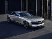 Peugeot представила концепт электрокара в ретростиле (авто)