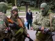 В Луганске напали на инкассаторов ПриватБанка: похищено 1,47 млн грн