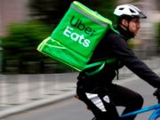 З України йде сервіс з доставки їжі Uber Eats