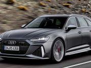 Audi рассекретила универсал RS6 Avant
