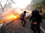 В Чили тоже массовые протесты: задержано более сотни человек