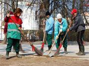 Як домогтися прибирання прибудинкової території і менше заплатити комуналки: 4 кроки