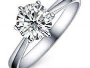 Каблучки з діамантами планують використовувати як електронні гаманці