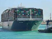 Суд Египта отложил слушания по делу о компенсации за блокировку Суэцкого канала