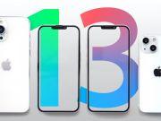Все модели iPhone 13 получат минимум по 128 ГБ памяти