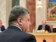 О чем договорился Порошенко с Путиным (ВИДЕО)