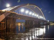 Подольско-Воскресенский мост будут строить круглосуточно: что планируют сделать