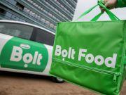 В Україні запустився сервіс доставки їжі Bolt Food
