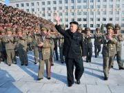 Пхеньян объявил об испытании первой межконтинентальной баллистической ракеты