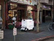 Влада Сан-Франциско обмежила рух роботів тротуарами