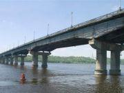 Мост Патона в Киеве разделят