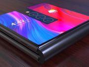 Xiaomi запатентовал новый складной смартфон