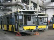 Египет закупит украинские автобусы
