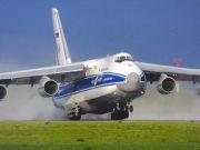 Ан-124 Руслан врятував швейцарський Boeing в Канаді (відео)
