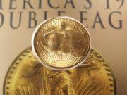 Рідкісну золоту монету США продали за рекордні $19 млн (фото)