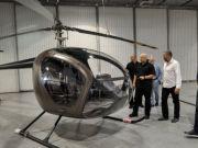 Турчинов показав нові українські гелікоптери (фото)