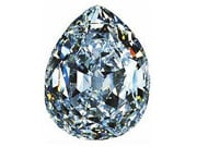Китай у 2009 р. став другим за обсягом ринку алмазів у світі