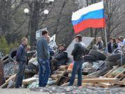 Луганский облсовет требует немедленно объявить о референдуме