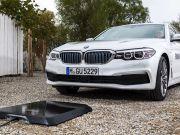 Гібриди BMW 2018 року отримають бездротову зарядку