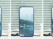 Samsung выпустит смартфон с исчезающей камерой