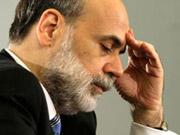 Бернанке: Економіка США ослабла в 2012 році